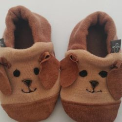 KeeWeeFeet Slippers – Puppy