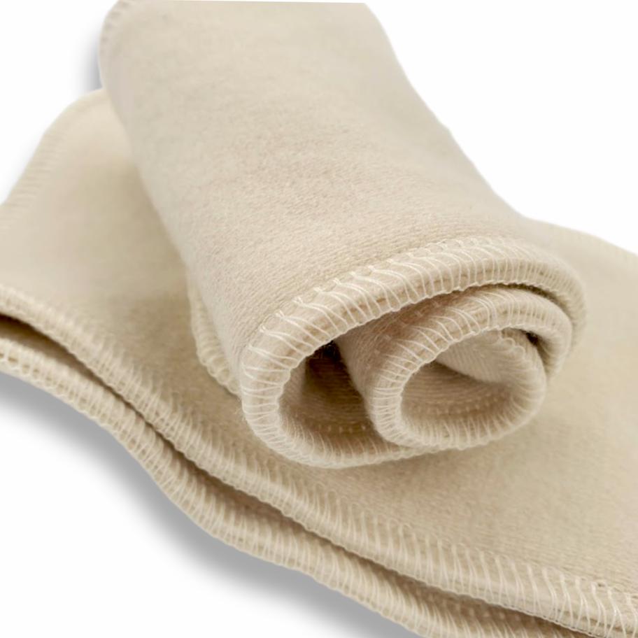 Wool Diaper Booster Insert